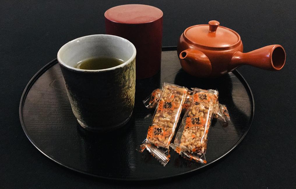 greentea.kaminari-okoshi